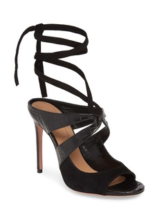 Aquazzura Mabel Ankle Strap Sandal (Women)