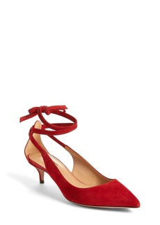 Aquazzura Milano Ankle Wrap Pump (Women) (Nordstrom Exclusive)