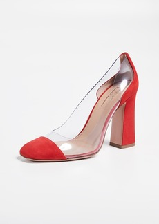 Aquazzura Optic 105 Pumps