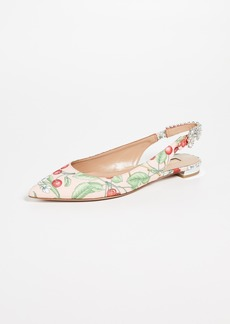 Aquazzura Portrait of a Lady Ballet Flats