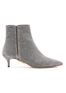 Aquazzura Quant 45 ankle boots