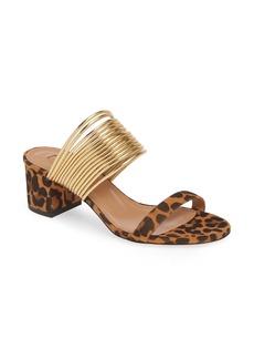 Aquazzura Rendez Vous Slide Sandal (Women)