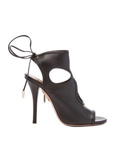 Aquazzura Sexy Thing Leather Heels