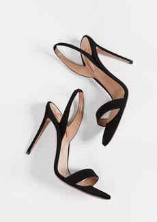 Aquazzura 105mm So Nude Sandals