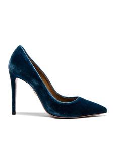 Aquazzura Velvet Simply Irresistible Heels