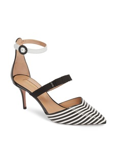 Aquazzura Very Downtown Ankle Strap Pump (Women)