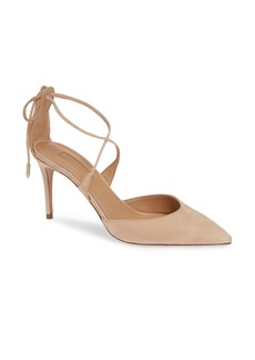 Aquazzura Very Matilde Pointy Toe Pump (Women)