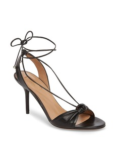 Aquazzura Virginie Lace-Up Sandal (Women) (Nordstrom Exclusive)