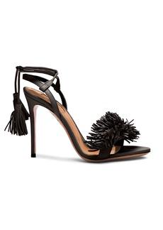 Aquazzura Wild Thing Leather Heels