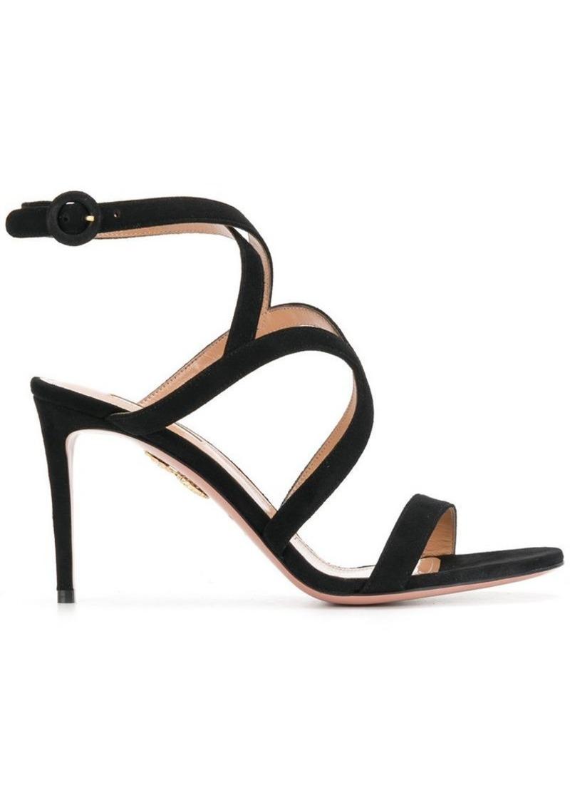 c2c61d3bc50 SALE! Aquazzura Hill sandals
