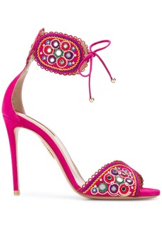 Aquazzura Jaipur sandals
