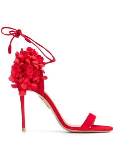 Aquazzura Lily of the Valley sandals