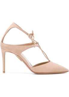 Aquazzura Manhattan pumps