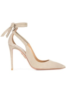 Aquazzura Milano 105 pumps