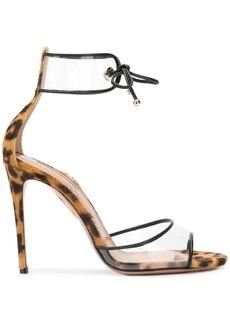 Aquazzura Optic 105 sandals