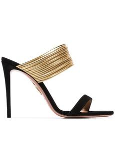 Aquazzura Rendezvous 105 sandals