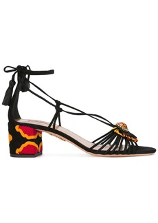 Aquazzura Samba sandals