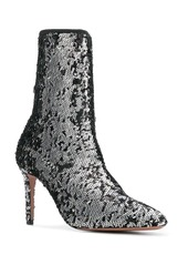 Aquazzura sequin embellished ankle boots