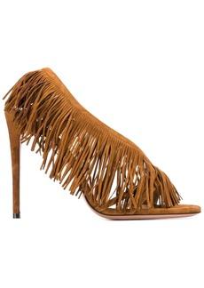 Aquazzura wild fringe sandals