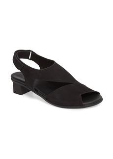 Arche Obibbi Asymmetrical Slingback Sandal (Women)