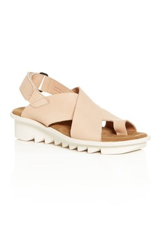 Arche Women's Ikam Slingback Crisscross Sandals