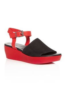 Arche Women's Sococo Platform Wedge Sandals