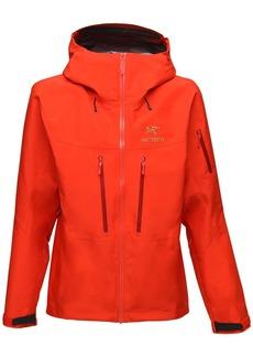 Arc'teryx Alpha Sv Hooded Nylon Jacket