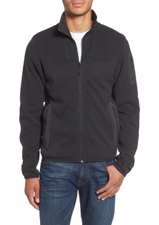 Arc'teryx 'Covert' Relaxed Fit Technical Fleece Zip Jacket