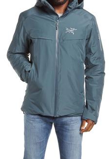 Arc'teryx Macai Waterproof Gore-Tex® Hooded Down Jacket