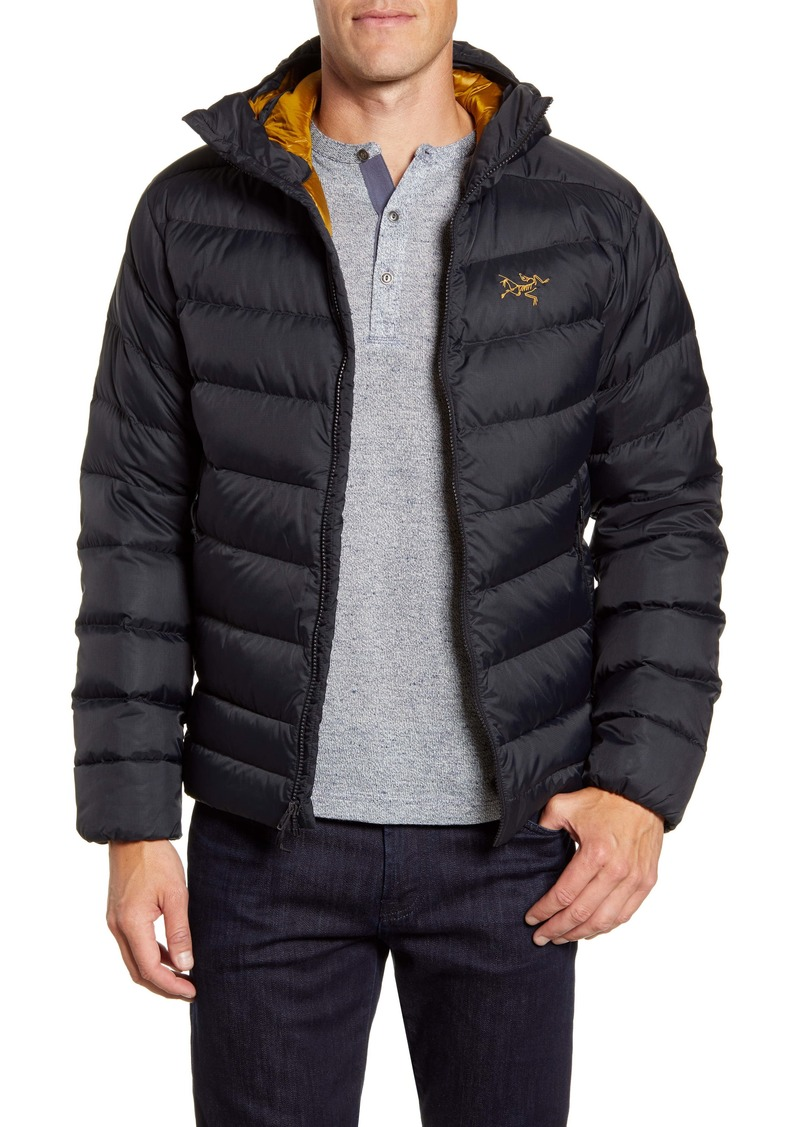 Arc'teryx Thorium AR Water Repellent Hooded Down Jacket