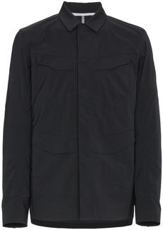Arc'teryx Veilance Black shirt jacket