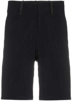 Arc'teryx Veilance Black Voronoli Shorts