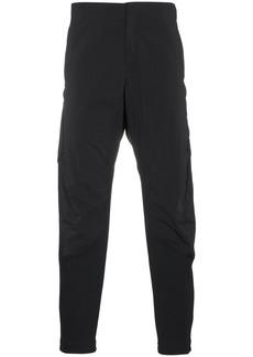 Arc'teryx Veilance Black wool Dyadic tapered trousers