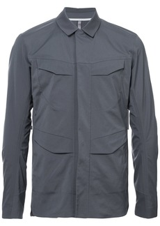 Arc'teryx flap pocket shirt