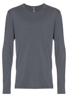 Arc'teryx Veilance Frame Long Sleeve T-Shirt - Grey