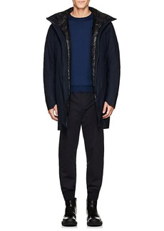 Arc'Teryx Veilance Men's Monitor Down Tech-Twill Hooded Coat