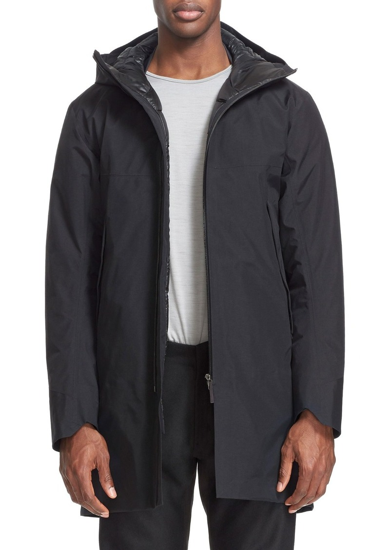 9b794430fa ... Down Jacket. Arc'teryx Veilance 'Monitor' Gore-Tex® Pro Hooded ...