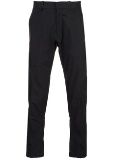 Arc'teryx Veilance regular fit casual trousers - Black