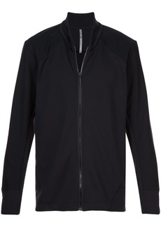 Arc'teryx Veilance zip-up top - Black