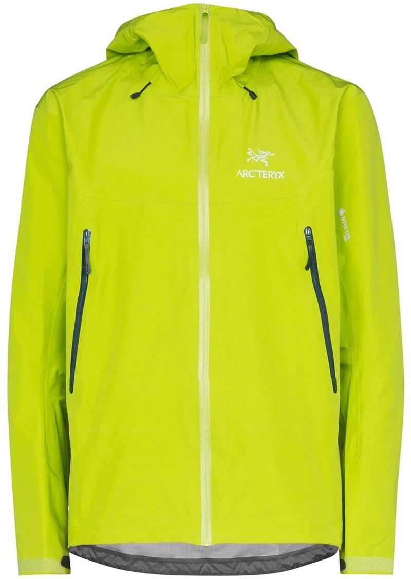 Arc'teryx Beta LT hooded jacket