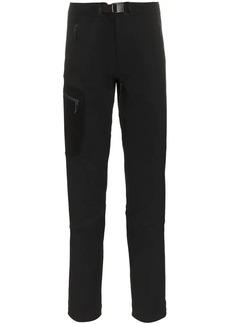 Arc'teryx Black GAMMA LT tapered trousers