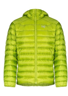 Arc'teryx Cerium LT quilted hooded jacket