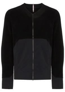 Arc'teryx contrast panel zipped jacket