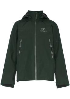 Arc'teryx Green BETA AR Hooded Jacket