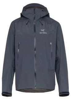 Arc'teryx Grey BETA SL HYBRID jacket