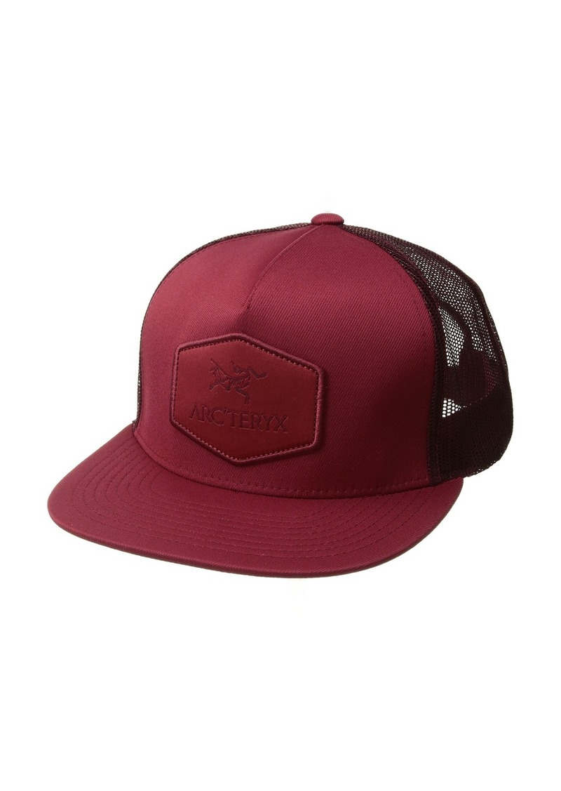 7af65446 Hexagonal Patch Trucker Hat
