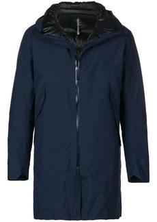 Arc'teryx hooded down coat