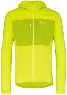 Arc'teryx hooded zip pocket jacket