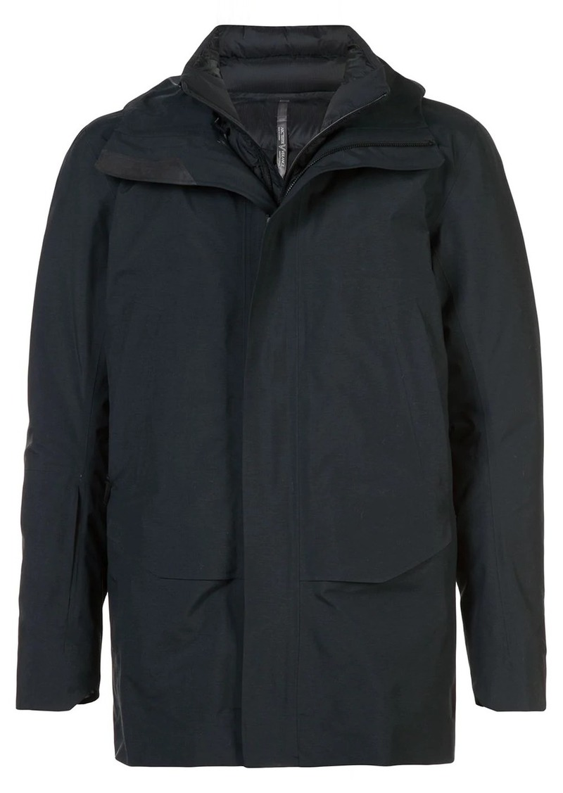 Arc'teryx insulated layer coat