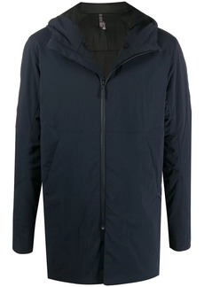 Arc'teryx long padded hoodie